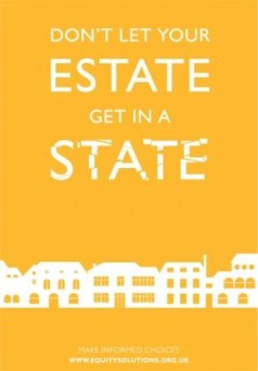 Estate postcard image web